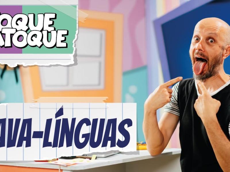 Trava línguas | Toque Patoque - Nélio Velho - colecionador de brincadeiras