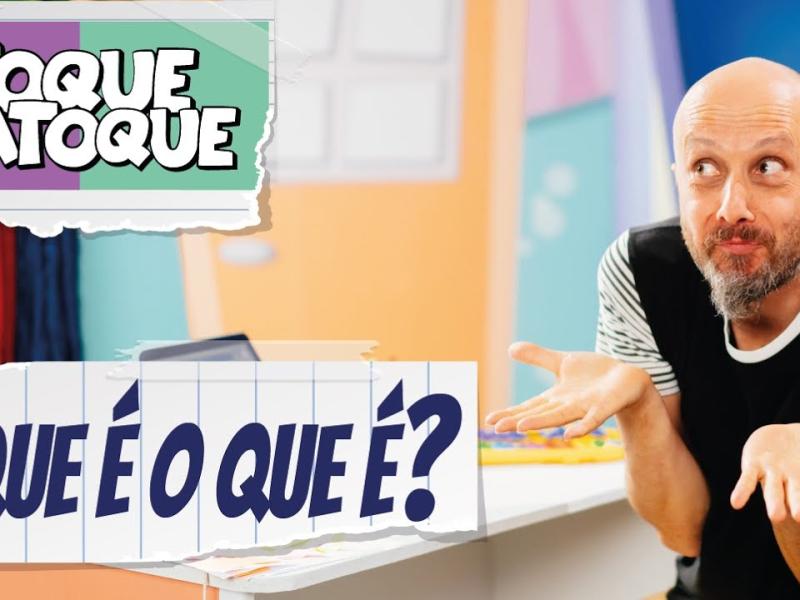 Adivinhas | Toque Patoque - Nélio Velho - colecionador de brincadeiras