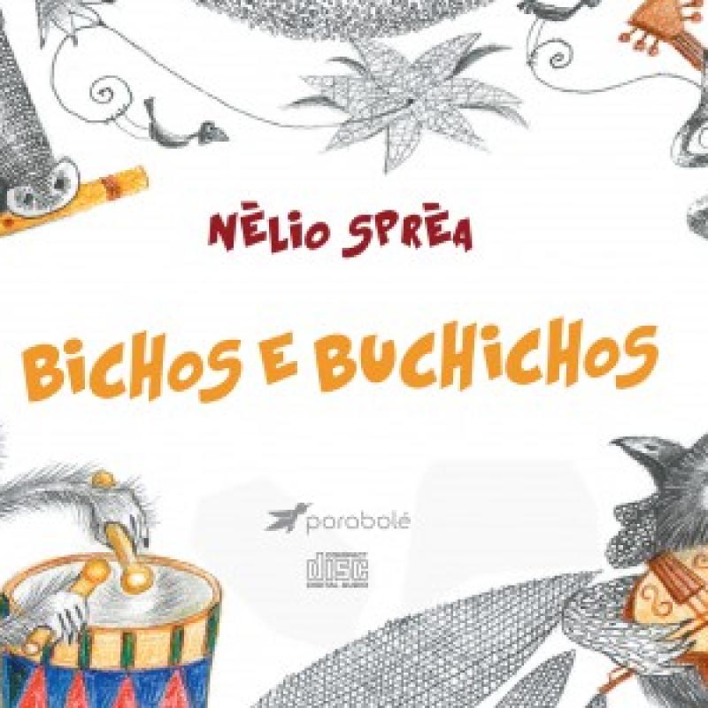 Bichos e Buchichos (livro de atividades)